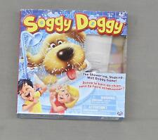 (NOB)  Soggy Doggy Board Game for Kids with Interactive Dog Toy