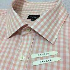 Jaeger Check Regular Formal Shirts for Men