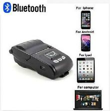 Mini Wireless 58mm Portable BlueTooth Thermal Receipt  Printer