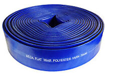 10m Lay Flat Hose Backwash Pool Hot Tub Discharge Submersible Pumps