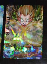 DRAGON BALL Z GT DBZ HEROES GALAXY MISSION PART 7 CARD PRISM CARTE HG7-56 SR M