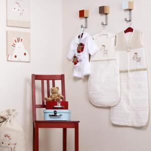 Baby Zippy Zebra Sleep Bag 6-18 month 2.5 Tog Nursery Decoration Accessories