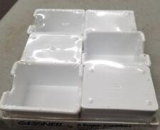Gessner 6 pack, sugar caddies for Restaurants or bars. (6A)