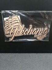 Hard Rock Cafe Yokohama Destination Name Series Magnet