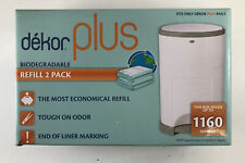 Diaper Pail Biodegradable Refills Most Economical System Quick Simple Replace