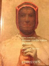 Christie's Catalogue: British & Victorian Pictures - May 2005 - London