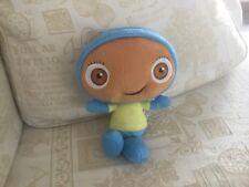Authentic Fisher Price Waybaloo Waybuloo Talking Blue/Yellow Soft Toy 25cm gqq