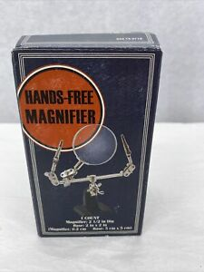 Optical Helping Hand Soldering Stand Magnifying Jig Hands Free electronics