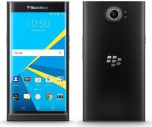 BlackBerry PRIV STV100-1 -32GB-Black(T-Mobile-Clean Esn)MINT CONDITION-WARRANTY!