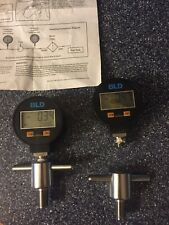 Digital Vacuum Pressure Gauge 0-30in HG