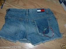 Tommy Hilfiger Jeans Shorts size 7   Blue Denim