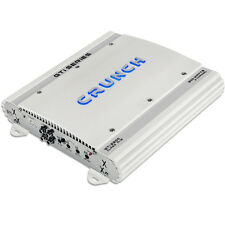 ► B-Ware - Crunch GTi 2200 800 W. 2 Kanal Kompakt Verstärker