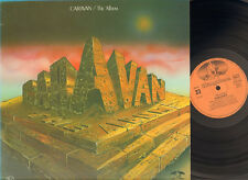 CARAVAN The Album LP 1980 Pye Hastings Dave Sinclair