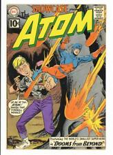 Showcase #35, DC 1961 2nd SA Atom, Kane/Anderson FN+