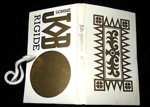 Job Nº 96 Bis J<>B (JoB) Vintage Cigarette Rolling Papers Gomme Rigide