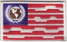 BUCK ROGERS WILMA US FLAG PATCH  - BUCK03