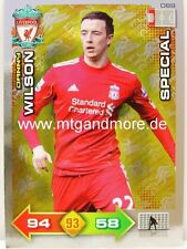 Adrenalyn XL Liverpool FC 11/12 - #069 Danny Wilson - Special