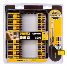 Dewalt Tools-DT70543T Extreme Impacto Torsión 34 piezas conjunto