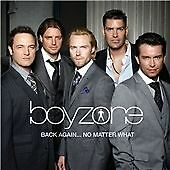 Boyzone - Back Again...No Matter What ...The Greatest Hits  (2008)