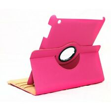 Pink Rotating 360 Case for Apple iPad 2/3/4