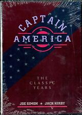 Captain America The Classic Yrs 1st Edition still sealed  2 Vol set Hard Cvr NM+