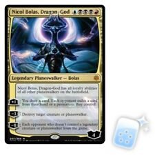 NICOL BOLAS, DRAGON-GOD War Of The Spark WAR Planeswalker Magic MTG MINT CARD