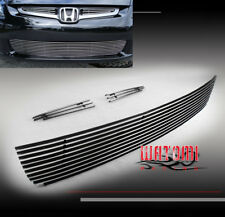 03 04 05 HONDA ACCORD SEDAN 4DR FRONT BUMPER LOWER BILLET GRILLE GRILL COMBO NEW