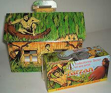 Tarzan Haus und 3er Pack 1996 Schwind Kinder Überraschung
