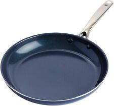 Blue Diamond Cookware Ceramic Nonstick Frying Pan, 12'' Frypan,