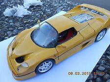 aus Sammlung: Modellauto Burago 1 :18 Ferrari F50 Made in Italy