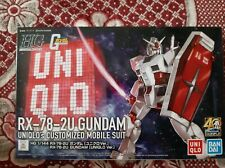 Gundam RX-78-2U HG (Uniqlo Edition | 40th Anniversary)