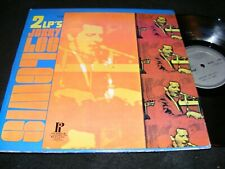 JERRY LEE LEWIS Pickwick 2 LP Set Mercury Gatefold ART COVER Gatefold 1970s Clen