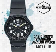 Casio Men's Standard Analog Watch MQ71-1B