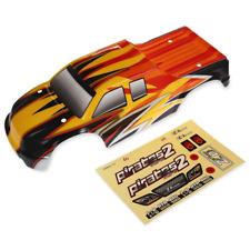 1/8 Rc Monster Truck Body Shell Bodyshell For Thunder Tiger MT4 G3 MTA4 E-Mta