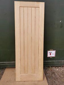 """DIE4650 Howdens Dordogne Oak 2'4"""" Int. Hardwood Door"""