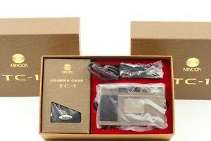 """""""Top Mint in Box"""" Minolta TC-1 Point & Shoot 35mm Film Camera From JAPAN"""