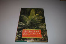 Rattans of South India by A. C. Lakshmana Forestry Research and Education 1993
