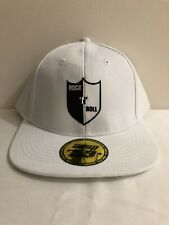 Reece Mastin Rock N Roll SnapBack Hat Cap Music Band Singer White And