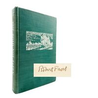 The Road Not Taken – SIGNED FIRST EDITION – First Printing – Robert FROST 1951