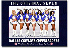 "1972 Dallas Cowboys cheerleaders Fridge Magnet Size 2.5"" x 3.5"""