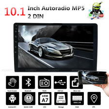 """10.1"""" 2 Din Android 8.1 Autoradio Stereo Lettore GPS Bluetooth Mirror Link USB"""