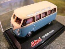 1/72 Schuco VW T1 Samba elfenbein/blau Dachfenster aufgedruckt