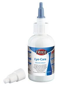 Tränenstein-Entferner 3x50ml Hunde Katzen Kleintiere Nager Kaninchen Augenpflege