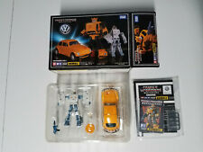 Transformers Masterpiece - MP-21 Bumblebee complete open box us seller authentic
