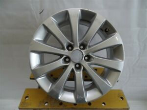 OPEL MERIVA B 17 ZOLL 7J ET35 Original 1 Stück Alufelge Felge Aluminium RiM