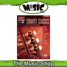 New Trumpet Classics Trumpet Play Along Music Book & OLA - Volume 2