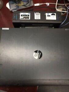 Mobile Workstation HP ZBook 17 i7-4900MQ 24GB  500GB SSD 17.3 FHD K4100M 4GB