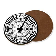 Big Ben Façade Dessous De Verre - Drôle horloge London