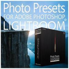Photo Presets for Lightroom dslr