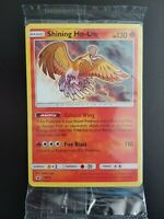 Shining Ho-Oh Promo SM70 - sealed - Holo - Englisch - Mint